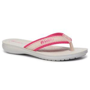 Pantofle INBLU SLCOOO05 Textilní materiál,Ekologická kůže