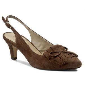 Sandály Lasocki 3279-1A Přírodní kůže - semiš,Přírodní kůže - lícová