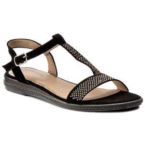 Sandály Jenny Fairy WS5070-1 Textilní materiál
