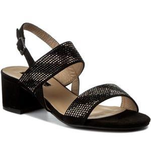 Sandály Jenny Fairy WS17057-5 Textilní