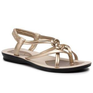 Sandály Bassano WS990-14 Ekologická kůže