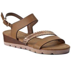 Sandály Via Ravia WAB-5646-LY5 Ekologická kůže