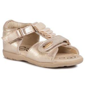 Sandály Nelli Blu CM1295-10 Ekologická kůže