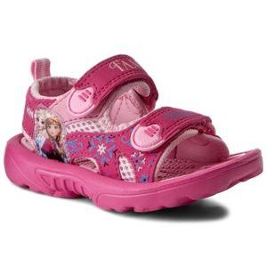 Sandály Frozen CP50-8543DFR Velice kvalitní materiál,Textilní