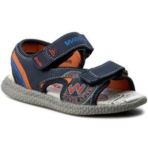 Sandály Walky CP69-6010 Velice kvalitní materiál,Textilní,Ekologická kůže