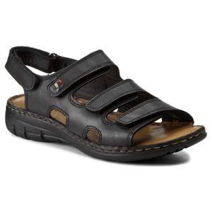 Sandály Lasocki Comfort WI01-2041-03 Přírodní kůže - lícová