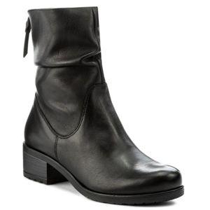 Kotníkové boty Lasocki 7467-01 Přírodní kůže - lícová