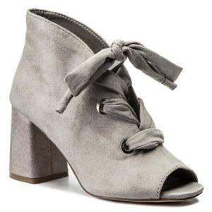 Kotníkové boty Jenny Fairy WS17157-1 Textilní