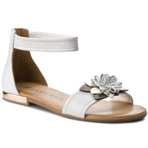 Sandály Lasocki WI16-ELSA-02 Přírodní kůže - lícová