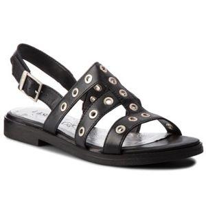 Sandály Lasocki WI23-AJALA-03 Přírodní kůže - lícová