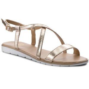 Sandály Jenny Fairy LS4484-01 Ekologická kůže