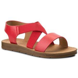Sandály Bassano WSL996-1 Textilní materiál,Ekologická kůže