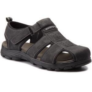 Sandály Lanetti MS17011-2 Ekologická kůže
