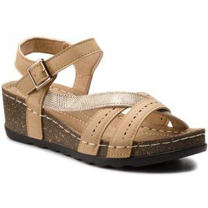 Sandály Clara Barson WSSL72-2 Ekologická kůže