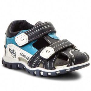 Sandály Action Boy CM170706-32 Ekologická kůže