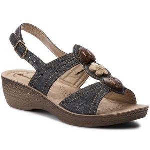 Sandály INBLU GLATOO06 Ekologická kůže