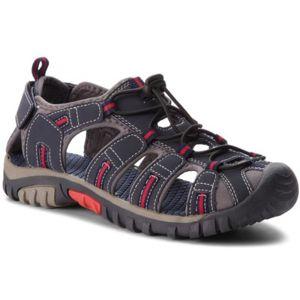 Sandály Walky BP69-6043 Textilní,Ekologická kůže
