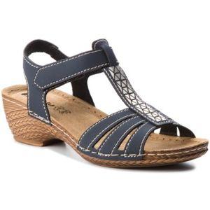 Sandály INBLU TR18AQ93 Ekologická kůže