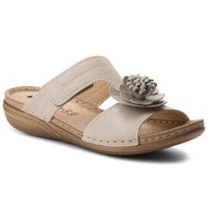 Pantofle INBLU VC136J43 Ekologická kůže