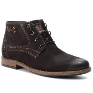 Šněrovací obuv Lasocki for men MB-LAND-04 Přírodní kůže - semiš,Přírodní kůže - lícová