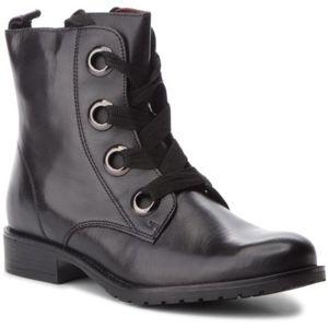 Šněrovací obuv Lasocki WI16-CORA-04 Přírodní kůže (useň) - Lícová
