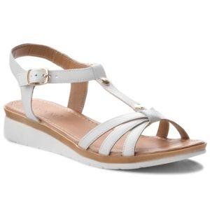 Sandály Lasocki ARC-2052-06 Přírodní kůže - lícová