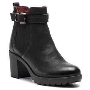 Kotníkové boty Lasocki WI16-ANGARA-01 Přírodní kůže - nubuk,Přírodní kůže - lícová