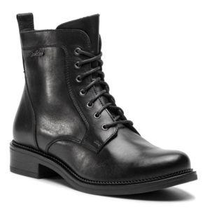 Šněrovací obuv Lasocki TULIA-17 Přírodní kůže - lícová