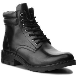 Šněrovací obuv Lasocki WI23-DEMETRA-01 Přírodní kůže (useň) - Lícová