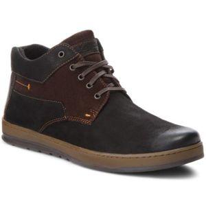 Šněrovací obuv Lasocki for men MB-POLON-270BIG Přírodní kůže (useň) - Semiš