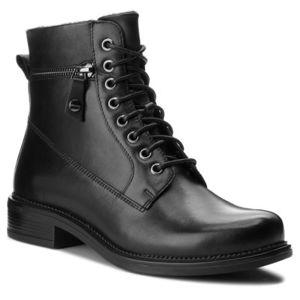 Šněrovací obuv Lasocki RST-TULIA-10 Přírodní kůže - lícová