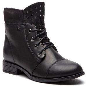 Šněrovací obuv Jenny Fairy WYL1554-3 Ekologická kůže /-Ekologická kůže
