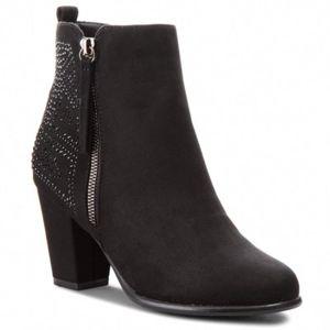 Kotníkové boty Jenny Fairy WYL102706-2 Textilní
