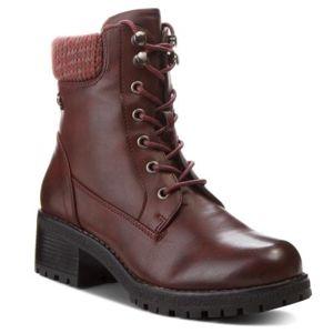 Šněrovací obuv Clara Barson WS1128-12 Textilní,Ekologická kůže