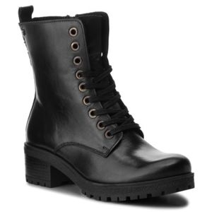 Šněrovací obuv Lasocki WI23-ALVINA-04 Přírodní kůže - lícová