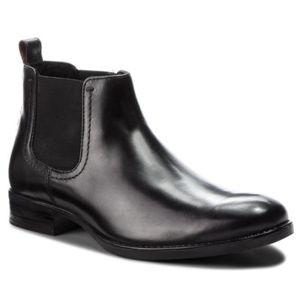 Kotníkové boty Lasocki for men MI08-C315-354-03S Přírodní kůže - lícová