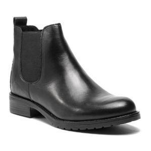 Kotníkové boty Lasocki WI16-CORA-01 Přírodní kůže (useň) - Lícová