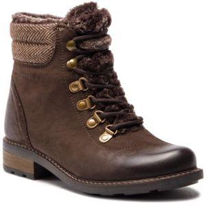 Šněrovací obuv Lasocki WI16-VIVA-08 Přírodní kůže (useň) - Nubuk