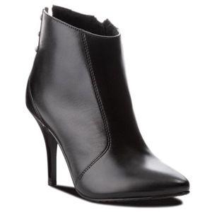Kotníkové boty Lasocki 0924-03 Přírodní kůže - lícová