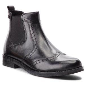 Kotníkové boty Lasocki OCE-PARISA-04 Přírodní kůže - lícová
