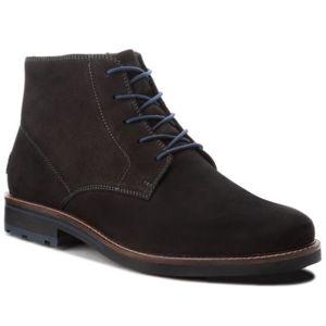 Šněrovací obuv Lasocki for men MI08-C393-422-02 Přírodní kůže - nubuk