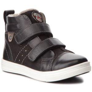 Šněrovací obuv Lasocki Kids CI12-2906-01 Přírodní kůže - nubuk,Přírodní kůže - lícová