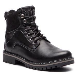 Šněrovací obuv Lasocki Young CI12-ASTERIX-13F Přírodní kůže (useň) - Semiš