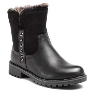 Kotníkové boty Jenny Fairy WS722-40 Ekologická kůže /-Ekologická kůže