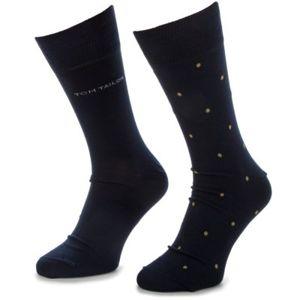 Ponožky Tom Tailor 90109 r.43-46 Polyamid,Bavlna