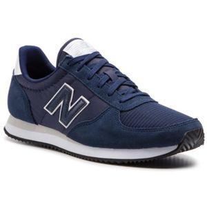 Sportovní New Balance U220FJ Textilní,Přírodní kůže - semiš,Přírodní kůže - lícová