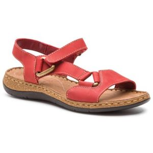 Sandály GO SOFT WI20-4773-01 Přírodní kůže - nubuk