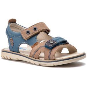Sandály Lasocki Kids CI12-2705-04 Přírodní kůže - nubuk