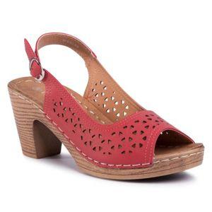 Sandály Clara Barson WSSL59 Ekologická kůže