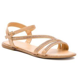Sandály Bassano WP41-127827 Ekologická kůže